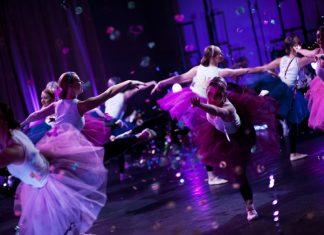 Wannabe Ballerinas Tani Simberg