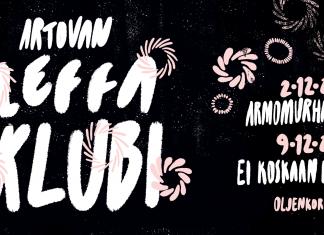 Event Banneri Artovan Leffaklubi