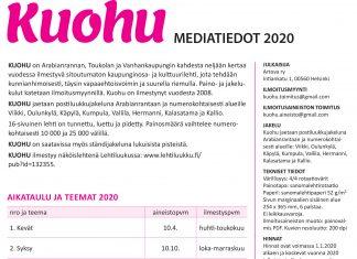 Kuohu mediakortti 2020 1